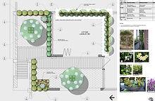 OTA Landscapes garden plan