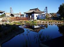 OTA Landscapes Chinese Garden Kalgoorlie