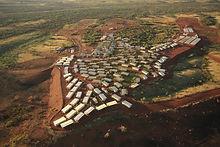 OTL Landscapes mining village