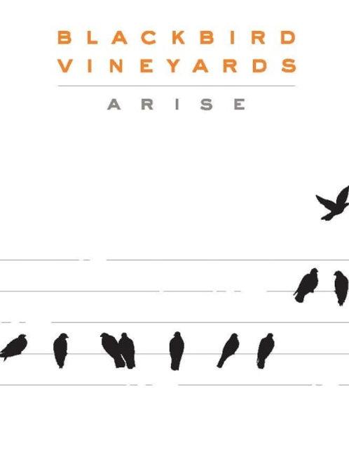 2016 Blackbird Arise
