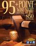 95+ Point Wine Night