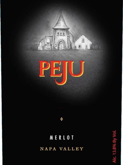 Peju Province Merlot 2016