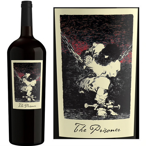 Orin Swift The Prisoner Red Blend 2018