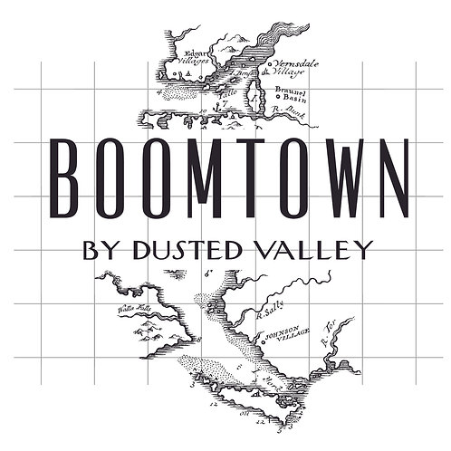 Boomtown by Dusted Valley Syrah 2017