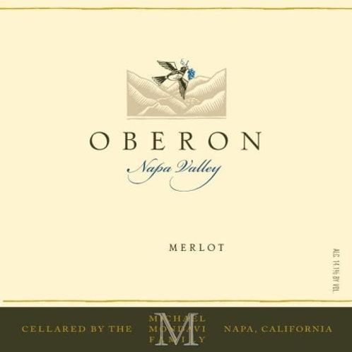 Oberon Merlot Napa Valley 2017