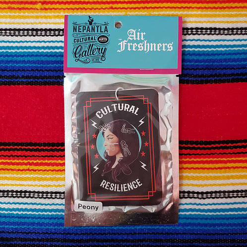 Cultural Resilience | Nepantla Air Freshener