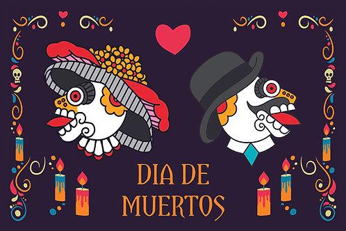 Artist Print l Dia de los Muertos