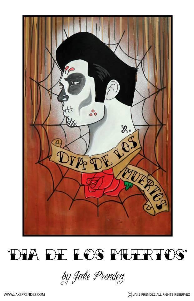 Dia de los Muertos (Hombre)