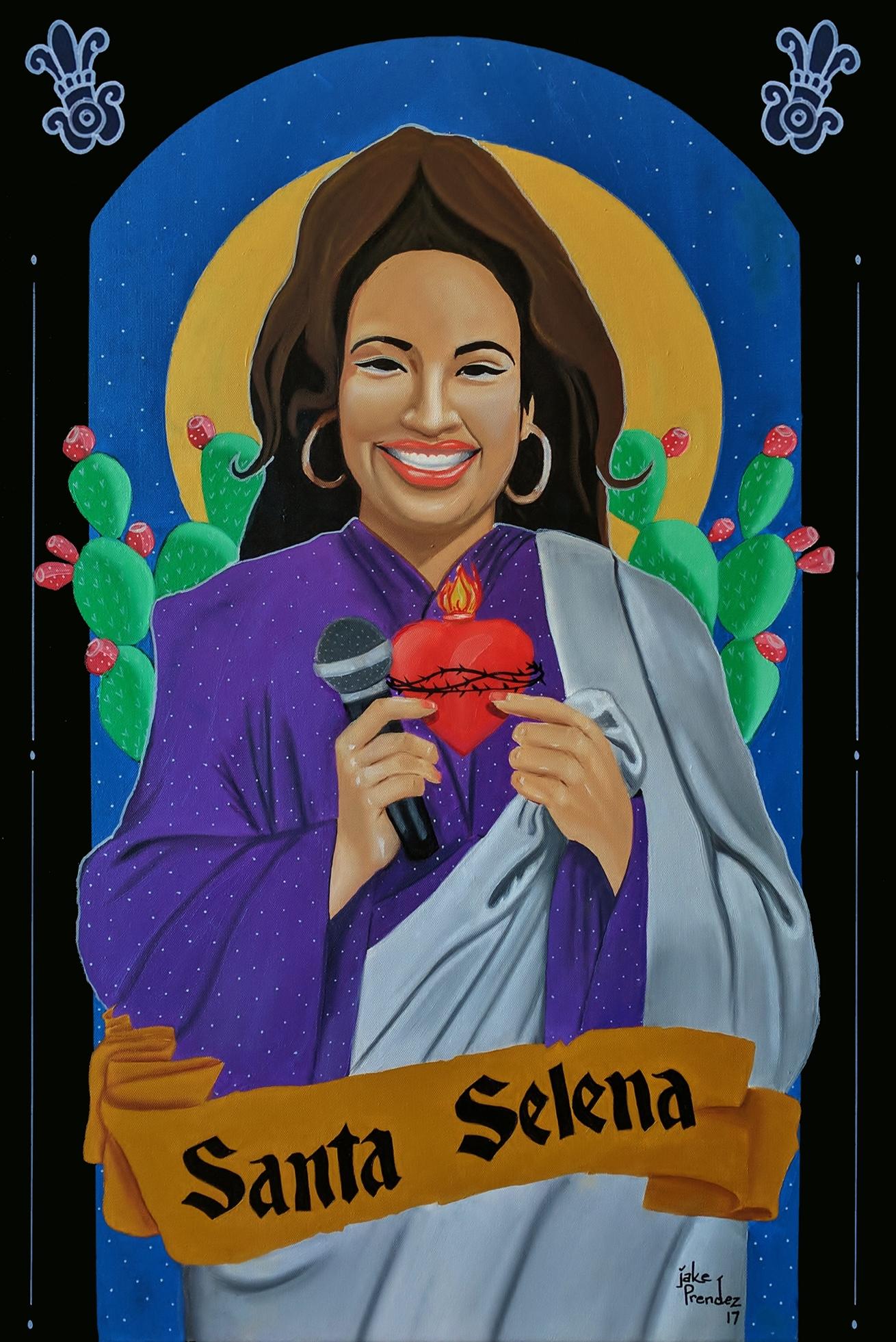 Santa Selena