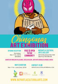Chingonas Art Exhibition