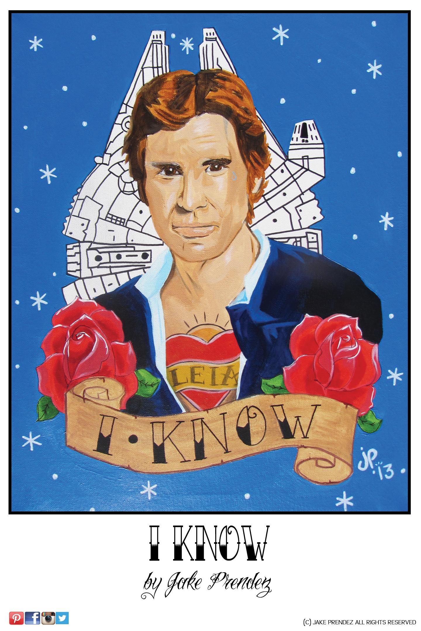 Han Solo: I Know