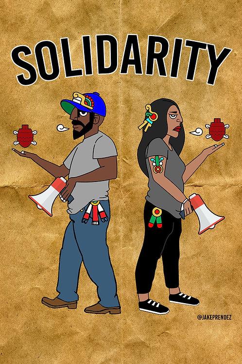 Artist Print l Solidarity