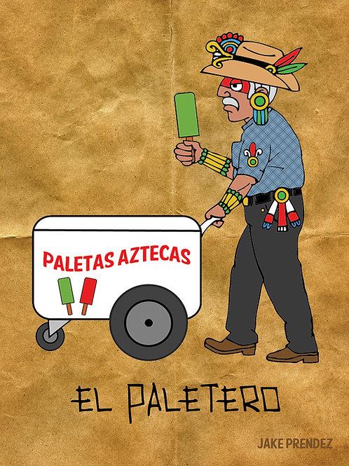 Artist Print | El Paletero