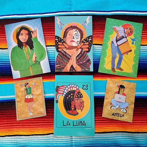 Post Card/Sticker Pack #2