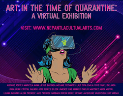 Art in the Time of Quarantine Virtual Exhibition