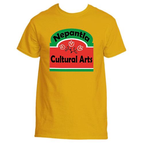 T-shirt | Nepantla 3 Flores Yellow