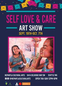 Self Care Art Exhibition
