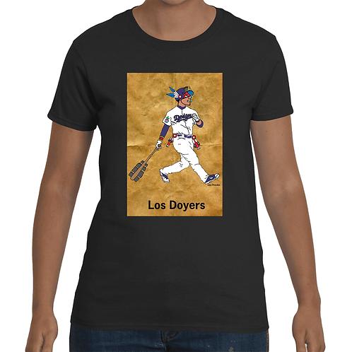 Ladies T-shirt | Los Doyers
