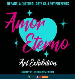 Amor Eterno Art Exhibition