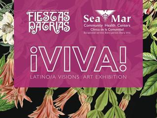 Viva Latino/a Visions: Art Exhibtion