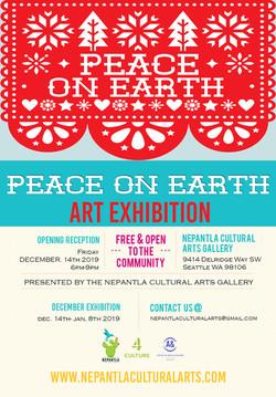 Peace on Earth Art Exhibition