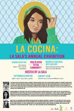 La Cocina: La Sala's Annual Exhibition