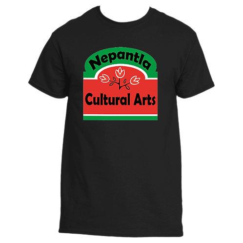 T-shirt   Nepantla 3 Flores Black