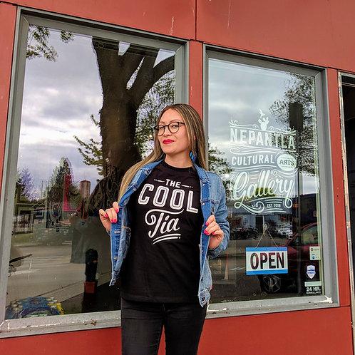 Ladies T-shirt |The Cool Tia