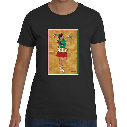 Ladies T-shirt | La Selfie