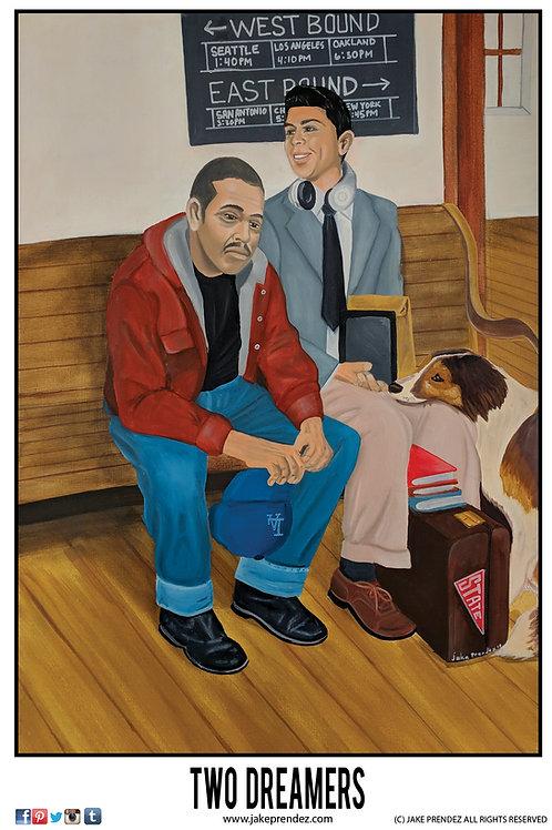 Artist Print | Two Dreamers