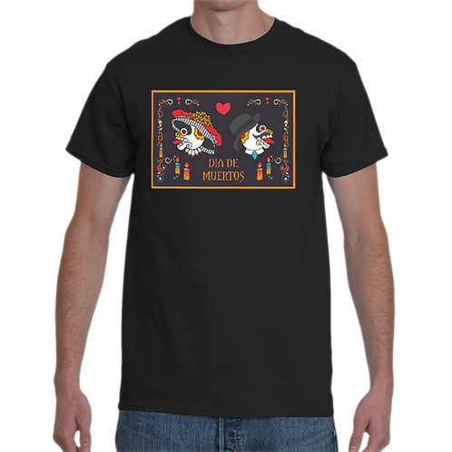 Men's T-shirt | Dia de los Muertos