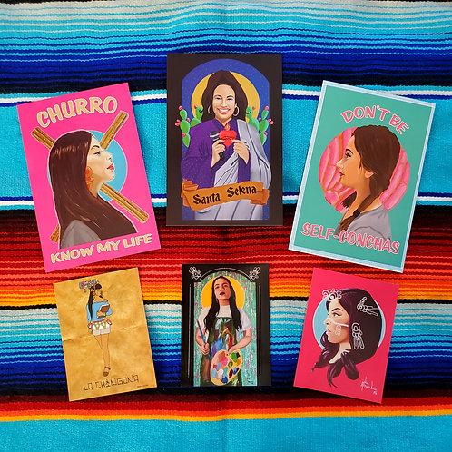 Post Card/Sticker Pack #4