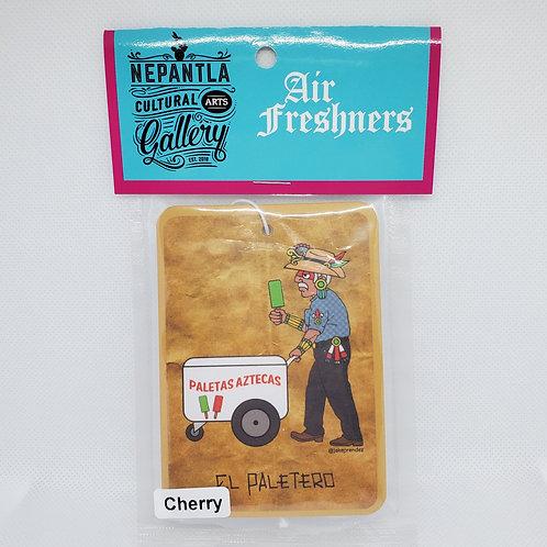 El Paletero | Nepantla Air Freshener