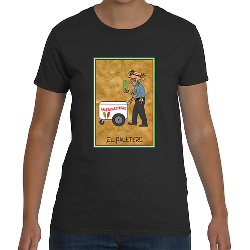 Ladies T-shirt | El Paletero