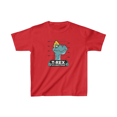 Kids Heavy Cotton™ Tee T-rex