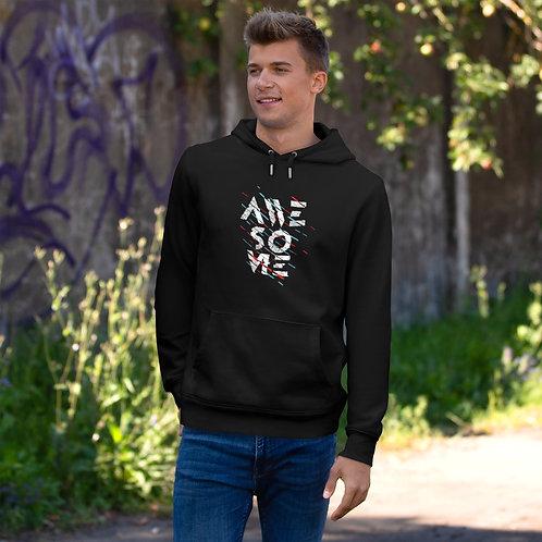 King Hooded Sweatshirt Awsome