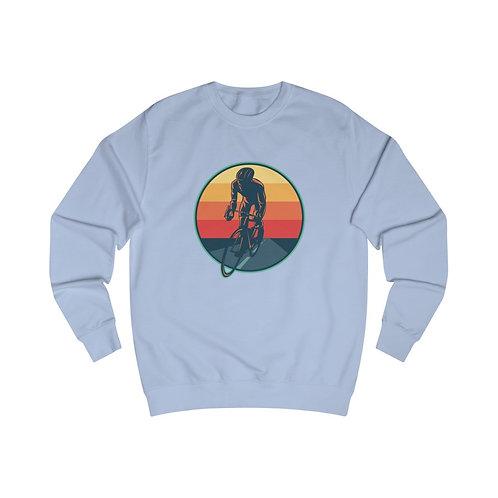 Men's Sweatshirt color cyclist