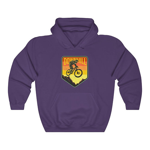 Unisex Heavy Blend™ Hooded Sweatshirt Downhill