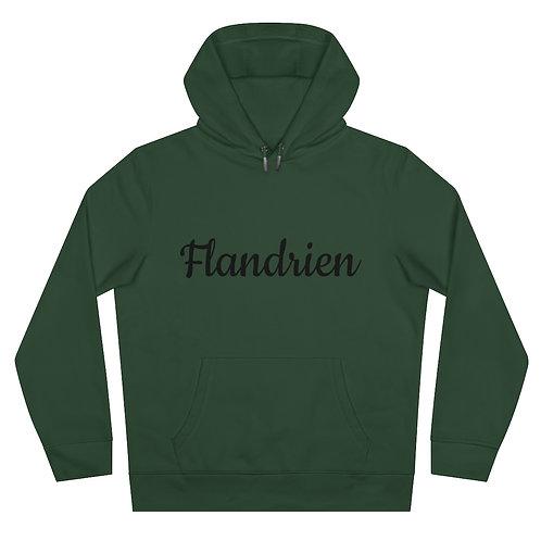 King Hooded Sweatshirt Flandrien