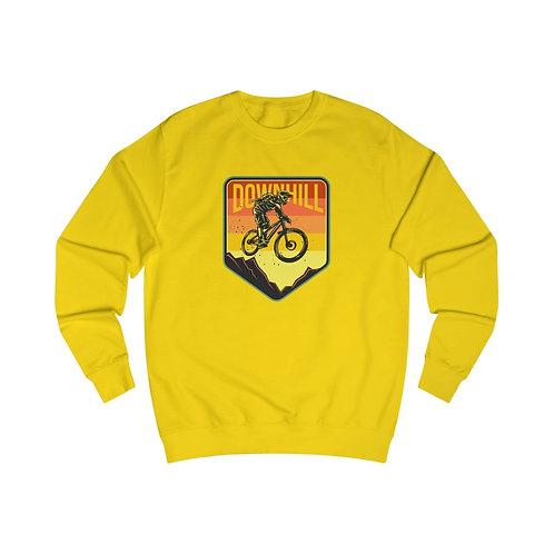 Men's Sweatshirt Downhill