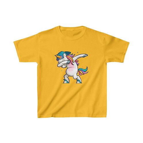 Kids Heavy Cotton™ Tee Unicorn