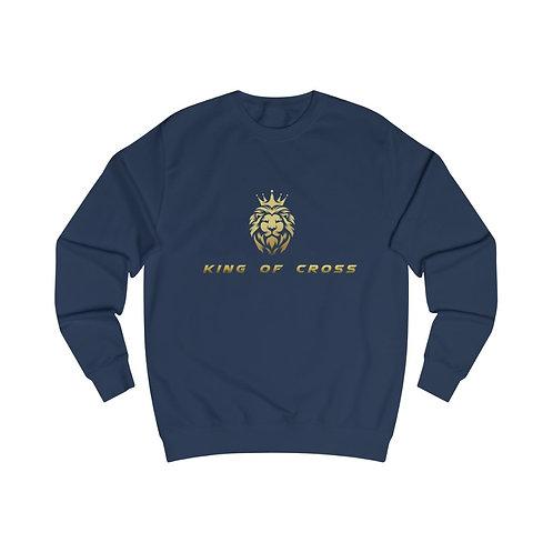 Men's Sweatshirt King of cross