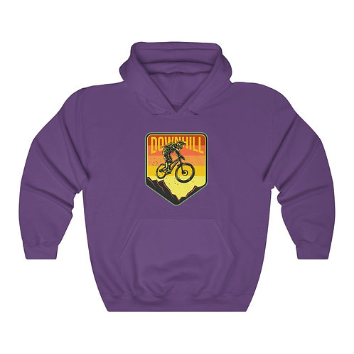 Unisex Heavy Blend™ Hooded Sweatshirt Downhill