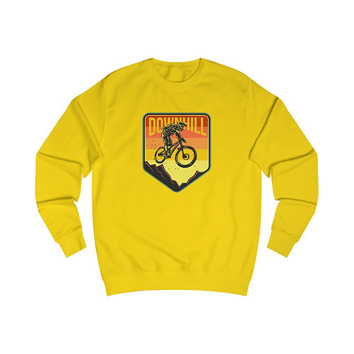 Men's Sweatshirt Downhill