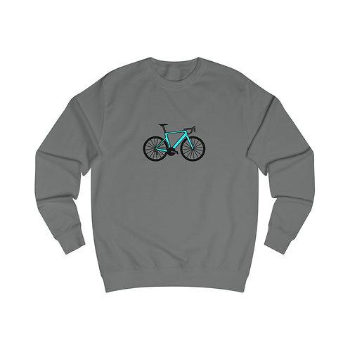 Men's Sweatshirt Blauwe fiets