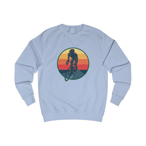Men's Sweatshirt color cyclist