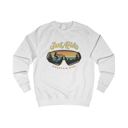 Men's Sweatshirt Just ride