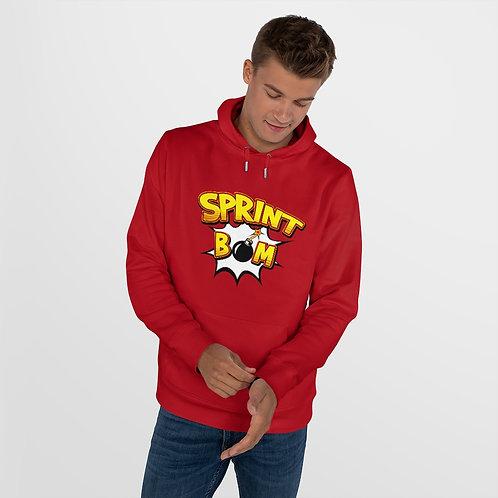 King Hooded Sweatshirt Sprint bom