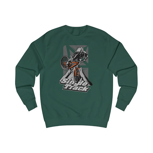 Men's Sweatshirt Sinle track
