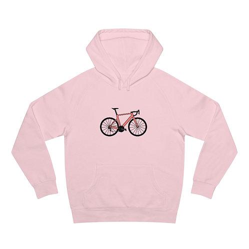 Unisex Supply Hood Roze fiets